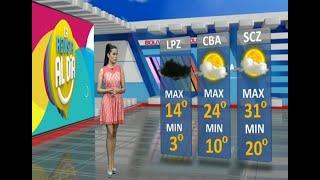 El Clima de Bolivisión: Pronóstico del 14 de abril del 2021
