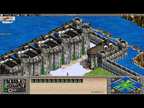 Age of Empires II CBA HERO #01