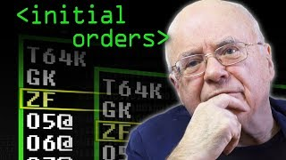 Initial Orders II - Computerphile
