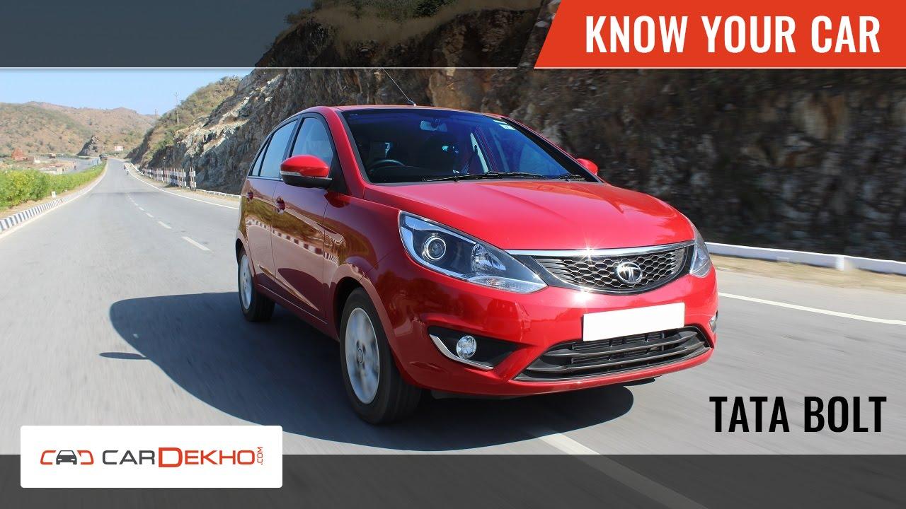 Know Your Tata Bolt   Review of Features   CarDekho.com