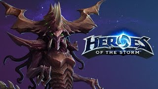 Heroes of the Storm - Zagara Tries and Fails