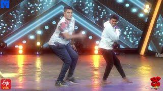 Prabhudeva Performance Promo - Dhee Champions (#Dhee12) - 1st July 2020 - Sudigali Sudheer - MALLEMALATV