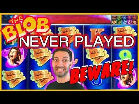 connectYoutube - 🔴 The BLOB + 🎩 Monopoly Grand HOTEL 🏠  ✦ Slot Machine Pokies w Brian Christopher at Seneca Casino