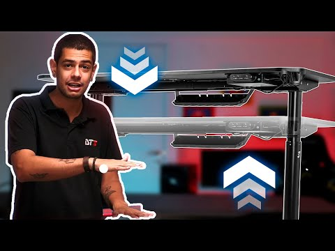 Review Mesa Ajustável F40 DT3sports: Aguenta uma pessoa!