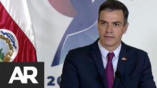 Presidente Sánchez a Ortega: