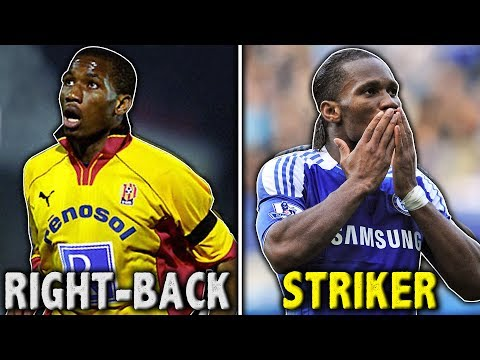 10 Players Who Reinvented Their Career!