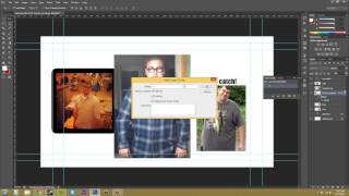 Photoshop CS6 Tutorial - 63 - What are layer comps?