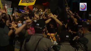 Protestas populares contra primer ministro israelí ganan en organización y  participantes