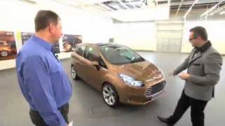 Ford B-Max Smooth Door System
