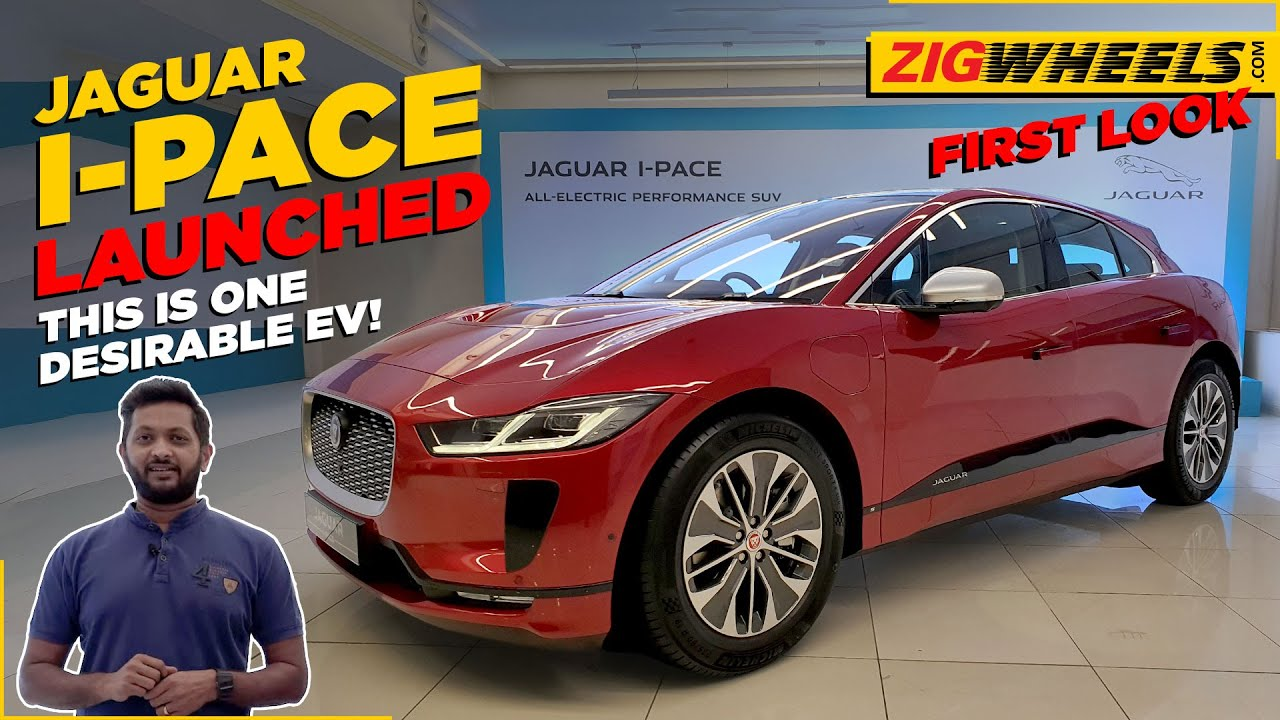 2021 Jaguar I-Pace launched I Electric Yet Unmistakably Jag!