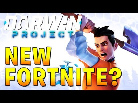 IS THIS GAME THE NEXT FORTNITE!? (Darwin Project Early Access)