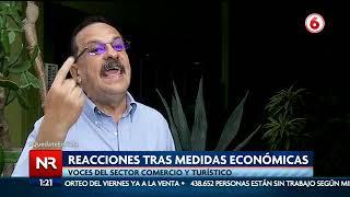 Sindicatos se refieren a medidas económicas anunciadas por el gobierno