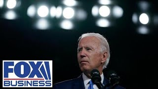 Biden discusses November jobs report