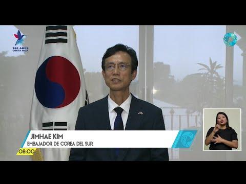 ¿Cómo logró Korea del Sur alcanzar su desarrollo Entrevista Embajador de Corea del Sur, Jimhae Kim