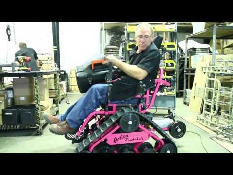 Action Trackchair 2014