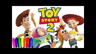 (Ps1) Toy Story 2 - Buzz Lightyear to the Rescue [Walkthrough-Level 1] (HD)