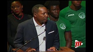 SPORT: W Connection Paid Tribute To Deceased Nat'l Footballer