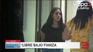 Queda libre bajo fianza la hijastra de mujer asesinada en Los Filtros