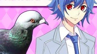 Hatoful Boyfriend - PS4, Vita Announcement Trailer