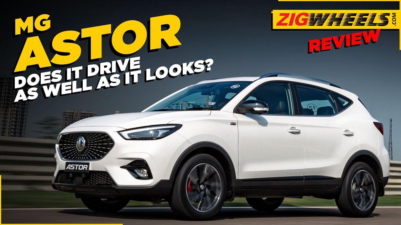 MG Astor Review: Should the Hyundai Creta be worried?