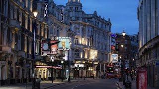 Los teatros británicos agonizan frente al coronavirus y sin un apoyo económico a la vista