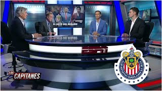 En el 2020, ¿tiene Chivas plantel como para pelear por el título de Liga MX? | Los Capitanes
