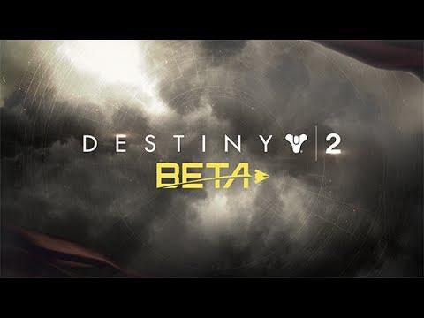 Destiny 2 – Trailer ufficiale della beta aperta [IT]