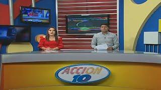 Noticiero Acción 10 en la Mañana de 27 de Enero de 2020