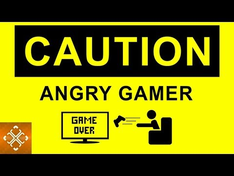 connectYoutube - Evolution Of Angry Gamers: The Origins Of The RAGE QUIT