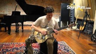 Slide Guitar Ultimate Weapon: Slide Guitar Recording Technique ft. National Guitars