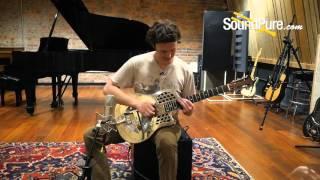 Slide Guitar Ultimate Weapon: Slide Guitar Recording Technique ft. National Guitars