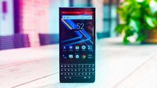 Blackberry KEY2 Hands-on: All About Speed