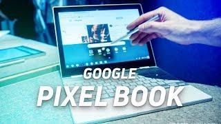 Google Pixelbook Hands On