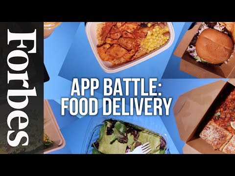 App Battle: Who Does Food Delivery Best? | Forbes