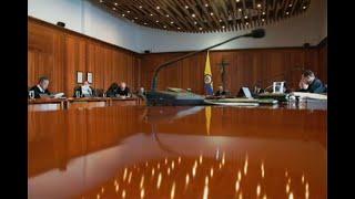 Compensar dice que micrófonos hallados en oficina de magistrado Reyes estaban desactivados
