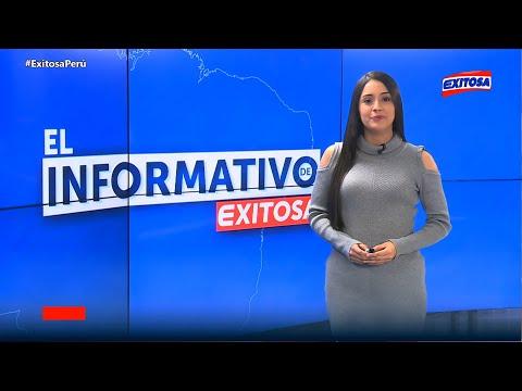 Edición Mañana I El Informativo de Exitosa - 18/06/21