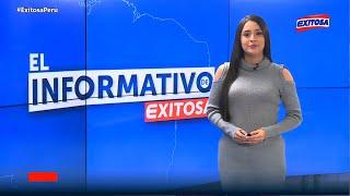 ????????Edición Mañana I El Informativo de Exitosa - 18/06/21