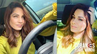 La actriz cubana Yory Gómez se reinventa tras cierre temporal de América TeVé por la pandemia