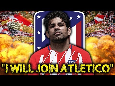 CONFIRMED: Diego Costa Will Join Atletico Madrid! | Futbol Mundial