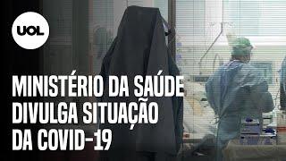 MINISTÉRIO DA SAÚDE: BAIXAS TEMPERATURAS PODEM AUMENTAR TRANSMISSÃO DE COVID NO SUL E SUDESTE