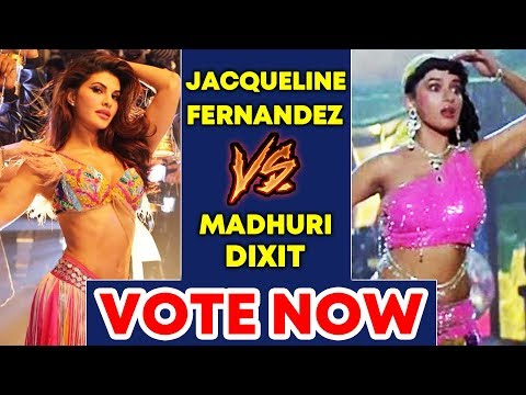 connectYoutube - Jacqueline Vs Madhuri Dixit | Whose EK Do Teen Is BEST