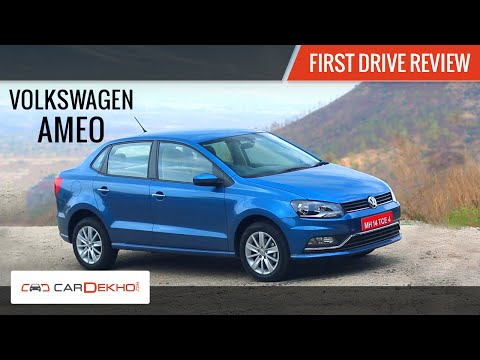 Volkswagen Ameo | First Drive Review