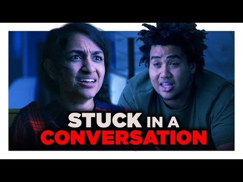 connectYoutube - When You Get Stuck in a Conversation