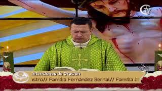 Santa Misa 02 de junio Padre Ramon Zambrano