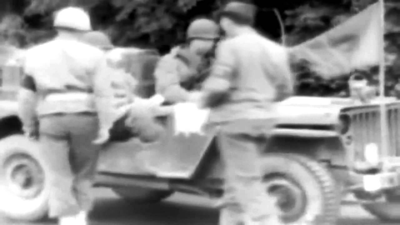 D-Day World War II Information Film
