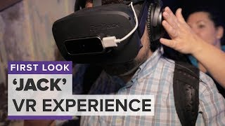 Let's discuss Tribeca's hit VR experience 'Jack'
