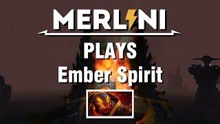 [Merlini's Catalog] Ember Spirit on 16.11.2014 - Game 2/7