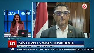 ¿Cómo ha enfrentado Costa Rica la pandemia