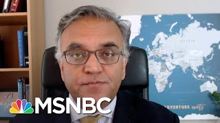Dr. Jha: 'Incredibly Unwise' To Withhold Money From The World Health Org. | The Last Word | MSNBC