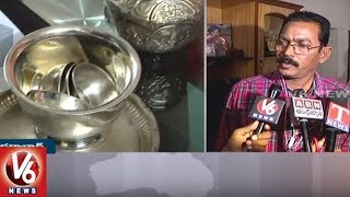 ACB Raids Food Inspector Bapuji Residence